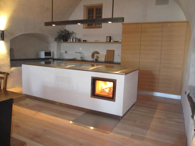 kachelofen modern kachelofen pedoth. Black Bedroom Furniture Sets. Home Design Ideas
